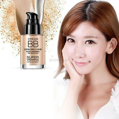 Long Lasting Whitening Moisturizing Foundation Concealer Shake Powder BB Cream