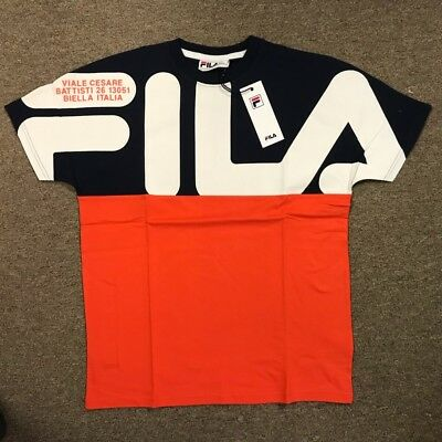 FILA MEN/'S BB1 SHORTS WHT//PEAC//CRED