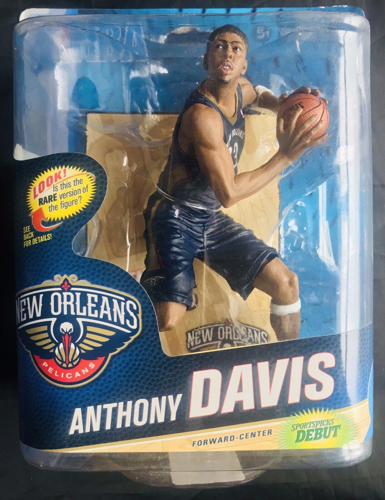 McFarlane NBA serie 24 Anthony Davis oro DA COLLEZIONE LIVELLO cifra  295500