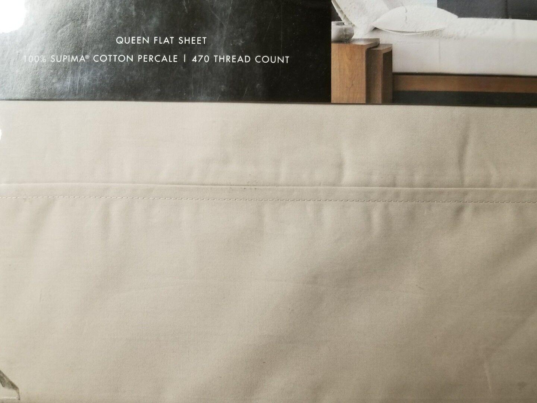Hotel Collection Queen Flat Sheet