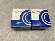 Lot Of 2 New In Box Browning Inner Ring Bearing Sls 108