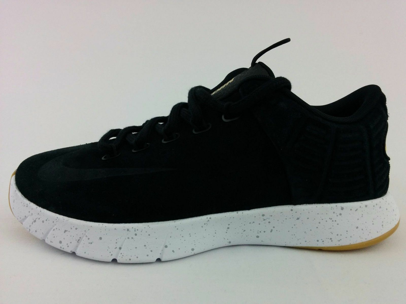 Men's Nike Lunar Hyperrev Low EXT Running 001 Training Shoes Black 802557 001 Running c6bd9c