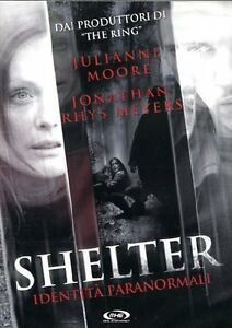 SHELTER  DVD THRILLER