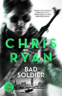 1 of 1 - Bad Soldier: Danny Black Thriller 4, Ryan, Chris | Paperback Book | Good | 97814