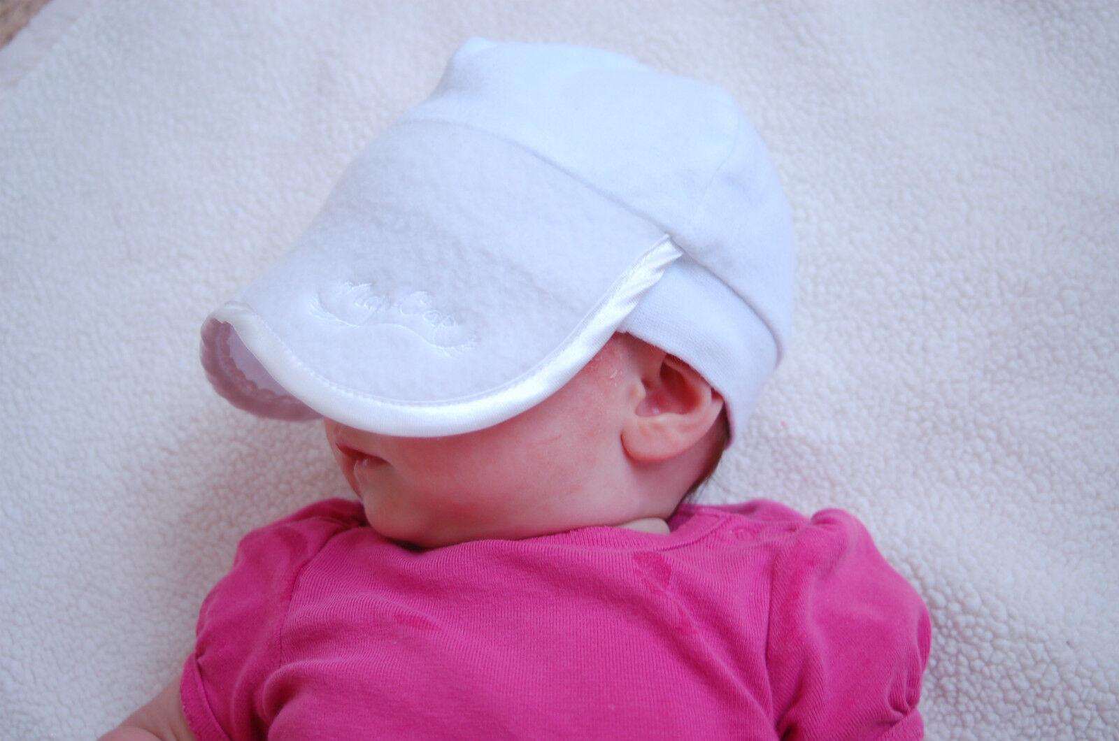 12923dd57 Baby Nap Cap; Infant Sleep Aid Mask and Sun Shade Visor, Pediatrician  Approved