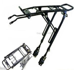 Bicycle-cycle-alloy-rear-rack-carrier-bracket-bike-luggage-universal-20-29-034
