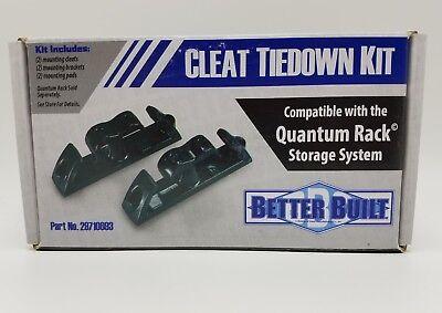 Model# 29710693 Quantum Rack Tie-Down Cleat Kit