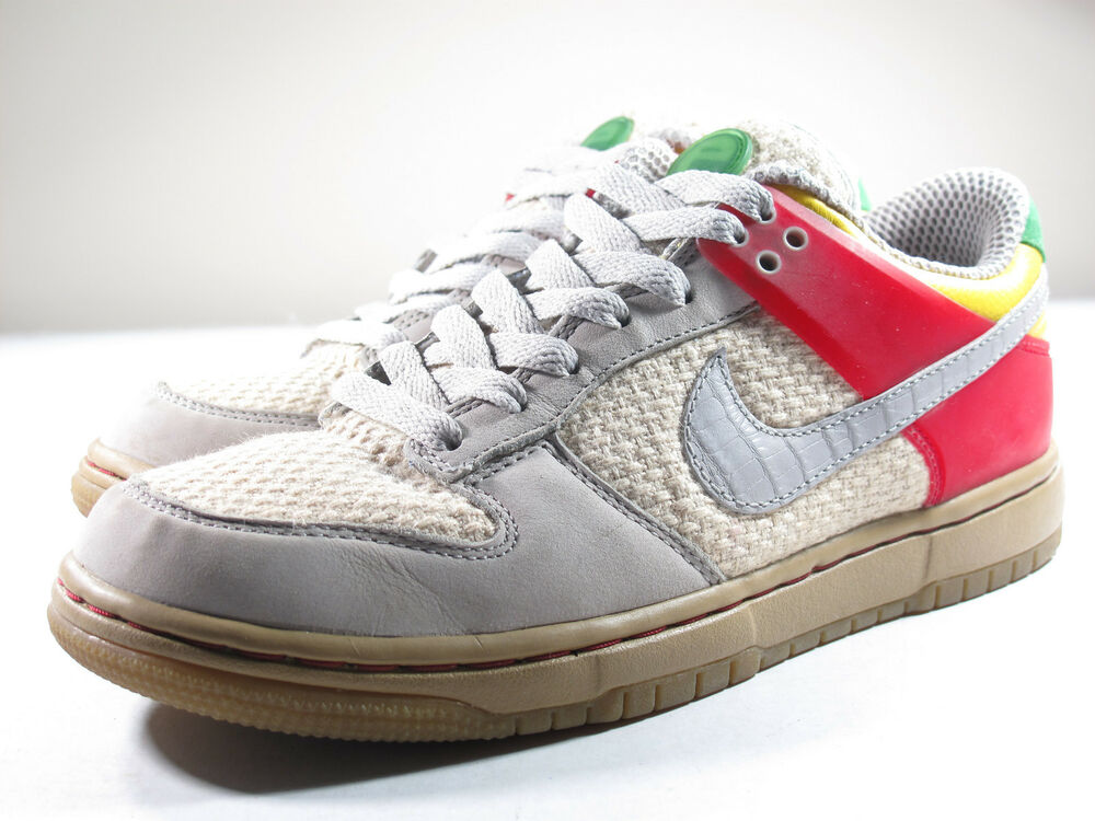 NIKE 2006 DUNKESTO X CLOT BIRCH 6 DUNK SUPREME SAFARI LONDON SNAKE DENIM PRO SB Chaussures de sport pour hommes et femmes