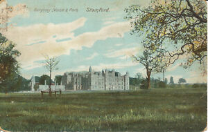 PC27791 Burghley House and Park. Stamford. Wrench. No 11445. 1905