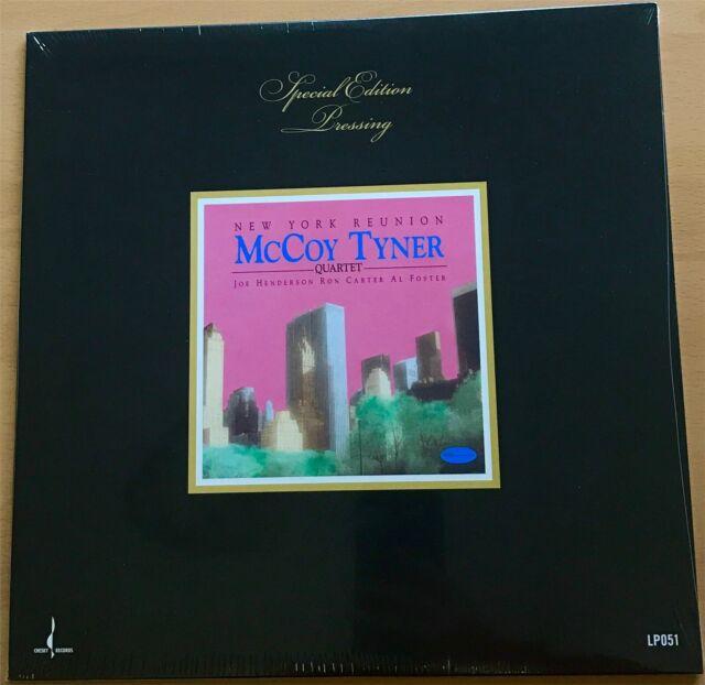 McCoy Tyner - New York Reunion Vinyl LP LP051