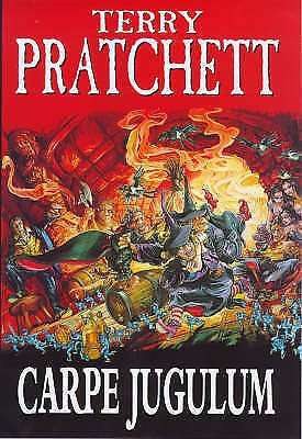 Carpe Jugulum, Pratchett, Terry, Excellent Book