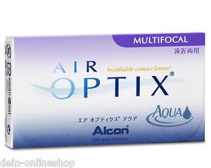 Von Alcon Moderater Preis Beauty & Gesundheit MüHsam Air Optix Aqua Multifocal 1x3 Kontaktlinsen Monatslinsen Neu Und Ovp