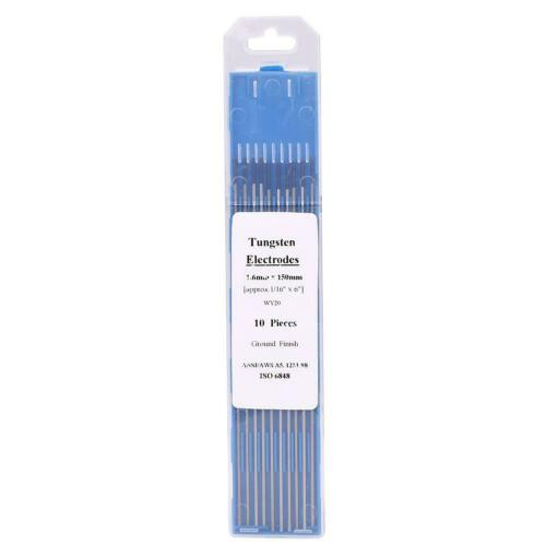 10pcs//set WY20 Yttrium Tungsten Electrode Welding Rods Needle for Welding //ND