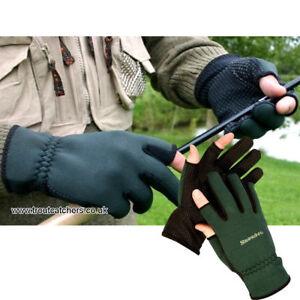 Snowbee-Lightweight-Neoprene-Gloves-large