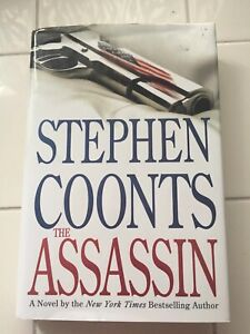 The-Assassin-by-Stephen-Coonts-HARCOVER-DUST-JACKET