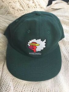 f7581499 Image is loading Supreme-Green-Gonz-Ramm-Hat-FW17-OS