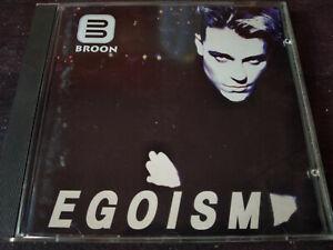 BROON - Egoism CD Goth Rock / Indie Rock