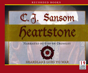 Heartstone-by-C-J-Sansom-Unabridged-Audiobook-19CDs