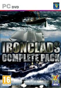 IRONCLADS-COMPLETE-PACK-Anglo-Russian-Chincha-Islands-High-Seas-Schleswig-War