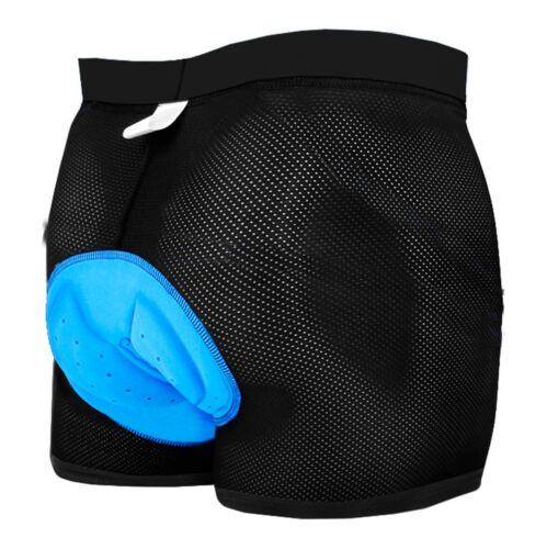 Breathable,Lightweight,Men /& Women 3D Padded Bike Underwear Shorts