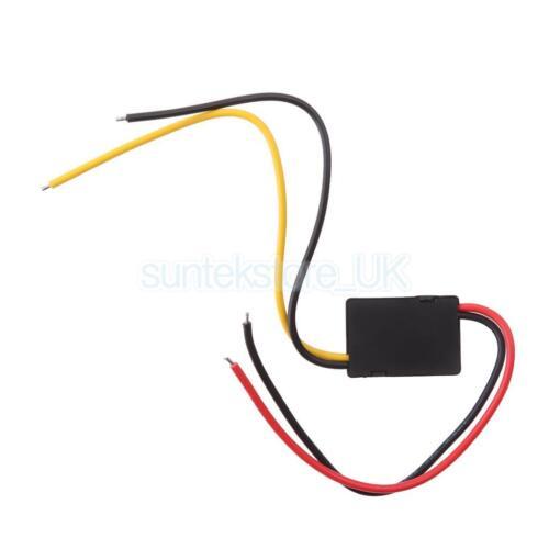 Voltage Converter Regulator DC//DC 12V Step-down to 5V 2A Buck Transformer
