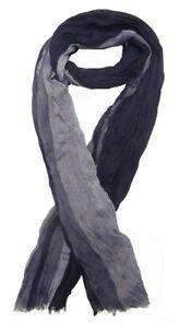 Foulard-cheche-echarpe-pour-homme-bleu-fonce-dominant-180-x-60-cm