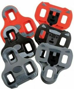 Cleats Look Keo Grip Road Bike Clipless Pedal Cleats Black New Game 0 °