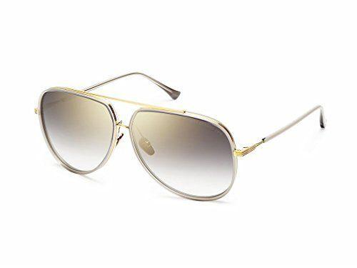 4c6cd86e0658 Buy DITA Unisex Condor Two Gold Frame bronze Lens Aviator 62mm Sunglasses  online
