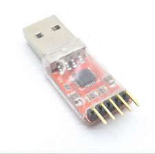 New USB 2.0 to TTL UART 6PIN Module Serial Converter CP2102 STC PRGMR Free cable