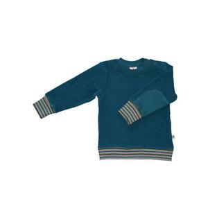 Leela Cotton Baby//Kinder Nicky Sweat-Shirt Bio-Baumwolle