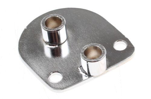Adapter für die Zierblende Einspritzanlage Links //// W800 //// ZBA KA W 800