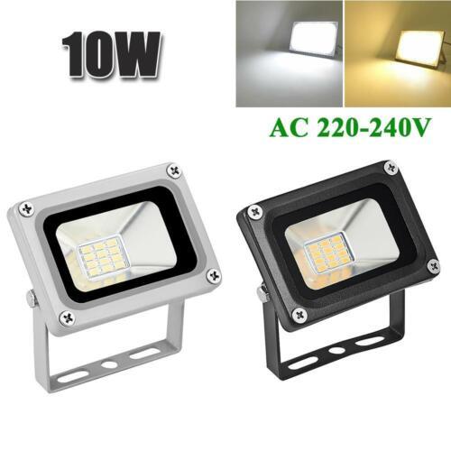 LED Fluter 10W 20W 30W 50W 100W 1000W SMD Außen Strahler Scheinwerfer Flutlicht