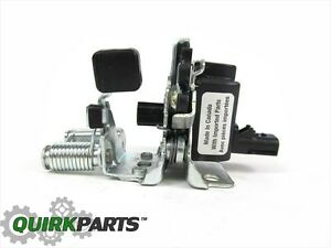 2002 2007 Jeep Liberty Rear Liftgate Glass Latch Replacement Mopar Genuine New Ebay