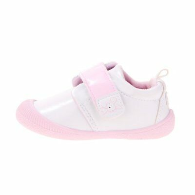 NEW - GERBER BABY Girls 'WHITE BUNNY' SHOE SIZE US 6 (18 ...