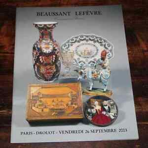 CATALOGUE-VENTE-2003-Beaussant-CERAMIQUE-PORCELAINES-FAIENCES-BAYEUX-resultat