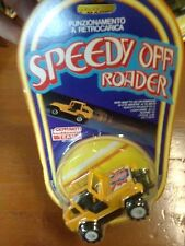 Giocattolo Ceppi Ratti Macchinina Jeep Retrocarica Speedy off Roader Gialla