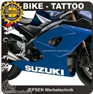 Suzuki-Aufkleber-50x7cm-Tattooaufkleber-fuer-Motorrad-und-Auto