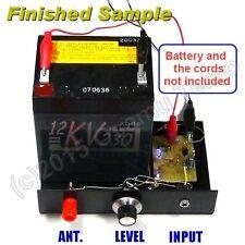 DIY 11.7MHz DC12V AM Transmitter Full Parts Set