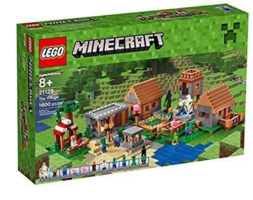 Lego ® 21128 Minecraft Das Dorf The Village Neu OVP new sealed