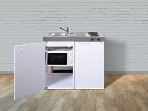 Miniküche Mit Kühlschrank Und Mikrowelle : Miniküche singleküche kleinküche mkm liebherr kühlschrank m