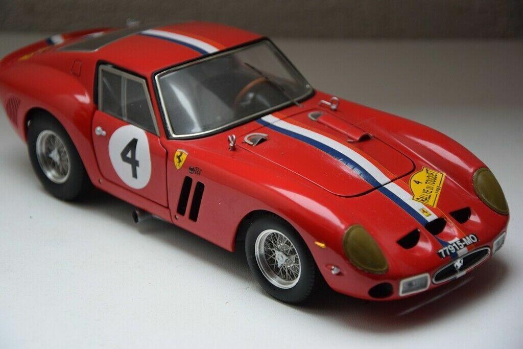 1 18 Ferrari 250 GTO 1963 Le Mans SUPER ELITE