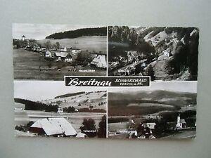 Ansichtskarte-Breitnau-Schwarzwald-50er