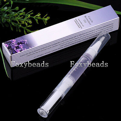 HOT Fruit Nail Art Cuticle Revitalizer Oil Treatment Manicure Softener Pen Tool