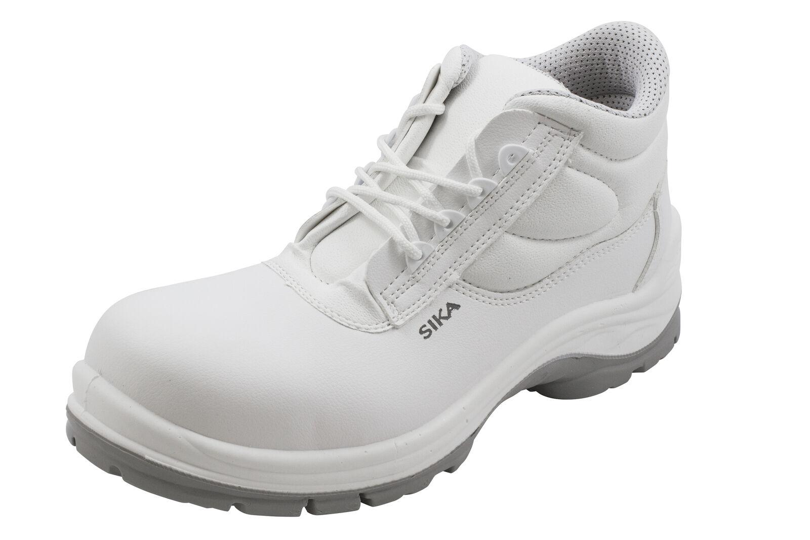 Sika Limber Beat Mid Stiefel di Sicurezza S2 Bianco