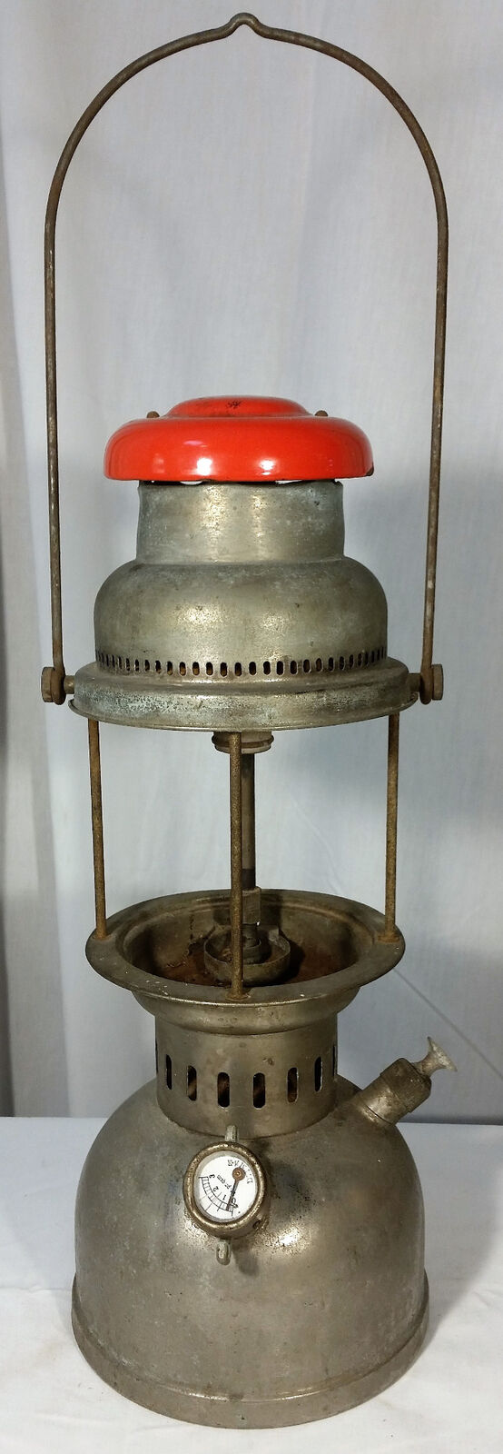 Vintage Ditmar Maxim 520 Austrian Kepinkne   Gas Pressure Lantern Lamp 1950's