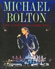 Michael Bolton Live at The Royal Albert Hall Blu Ray Region 4