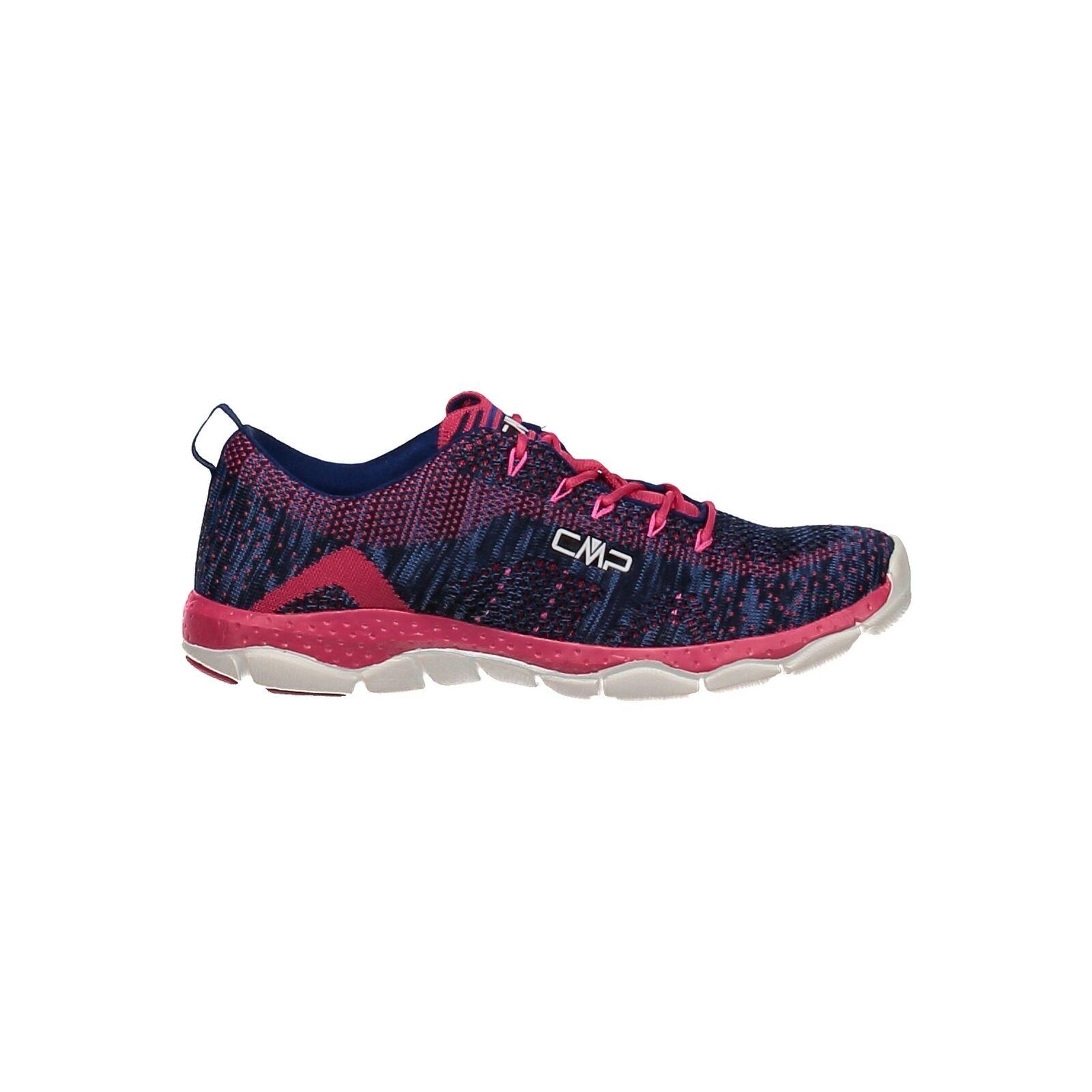CMP Turnschuhe Sportschuhe Butter Nebula Fitness shoes dunkelblue atmungsaktiv