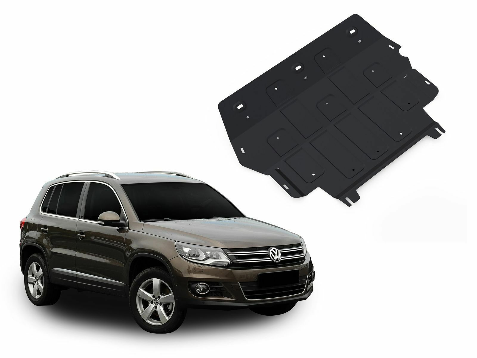 UKB4C Car Dog Guard Safety Open Access into Boot fits Volkswagen VW Tiguan