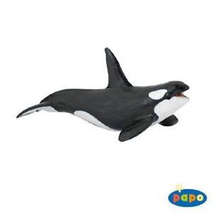 Papo-7-Killer-Whale-Animal-Replica-Figurine-Toy