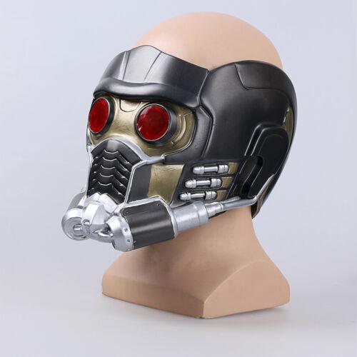 Star-Lord LED Helmet Cosplay Guardians of the Galaxy Vol 2 Helmet LED Light Mask